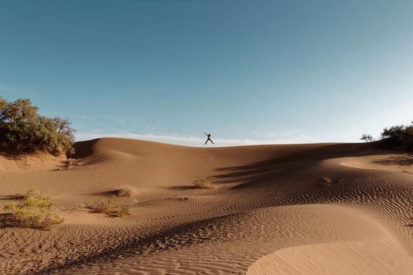 escapade désert maroc