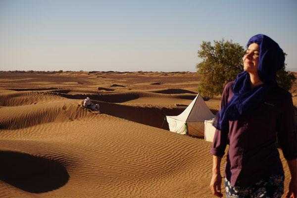 séjour détox Sahara Maroc