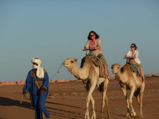 Trekking désert Maroc