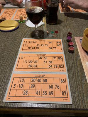 Gratisrunde mit nur 3 Karten