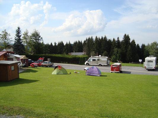 Campingplatz Eischen