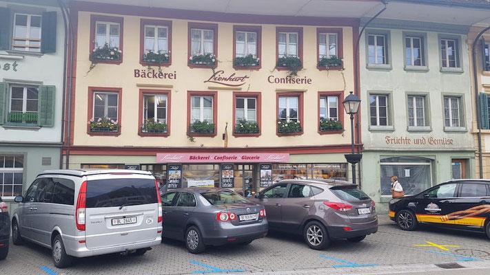 Bäckerei in Huttwil