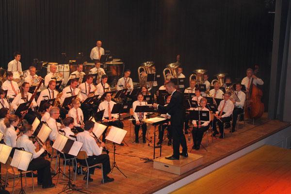 MGH Sempach Jahreskonzert Con Fuego 2012 1/69