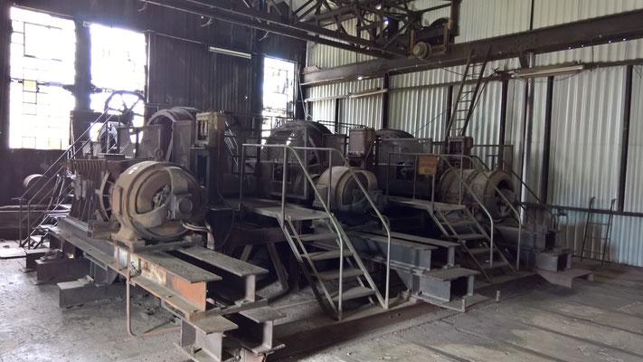 Maschinenhalle der Möllerbahn