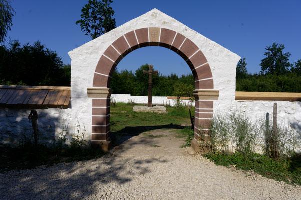 Campus Galli / Das Tor zum Paradies