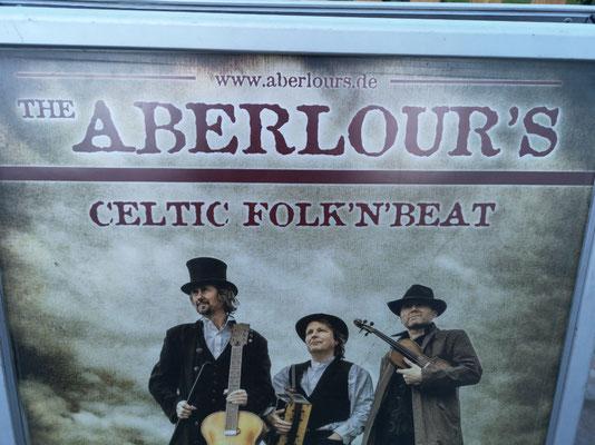 Schmiedetreffen Steinbach-Hallenberg 2019 / The Aberlour´s ; tolle Band!!