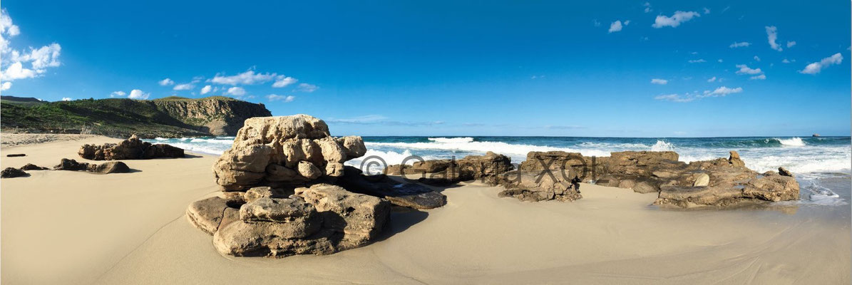 La Playa de la Tortuga (Der Strand der Schildkröte) - S'Arenalet des Verger, Arta