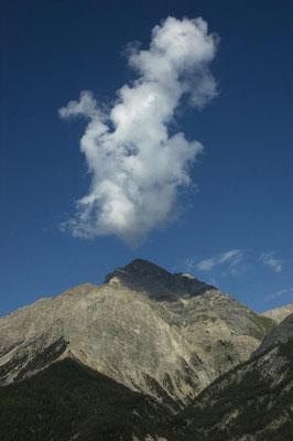 M. Chaberton, Hautes-Alpes