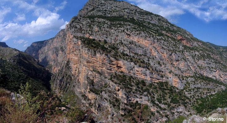 Timpa del Demanio - Pollino National Park