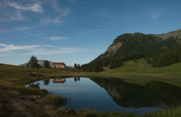 Lago Nero, Cesana Torinese, Val Susa