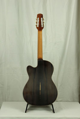 Model  C-RC Nylon  ハカランダ