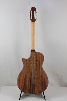 Model  00-SC 14th Nylon  ホンジュラス・ローズウッド