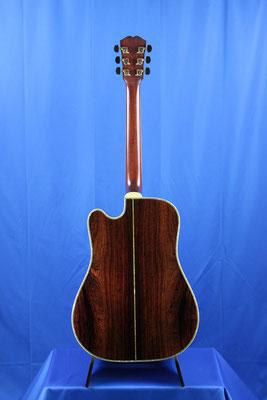 Santa Cruz Model: D Custom in BRW 1991 Near Mint Condition