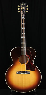 改造後  Gibson J-185 Custom