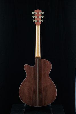 Model  OM-RC  マダガスカル・ローズウッド