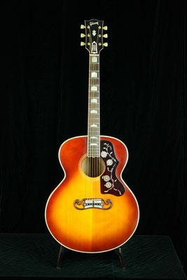 改造前  Gibson J-200 1960