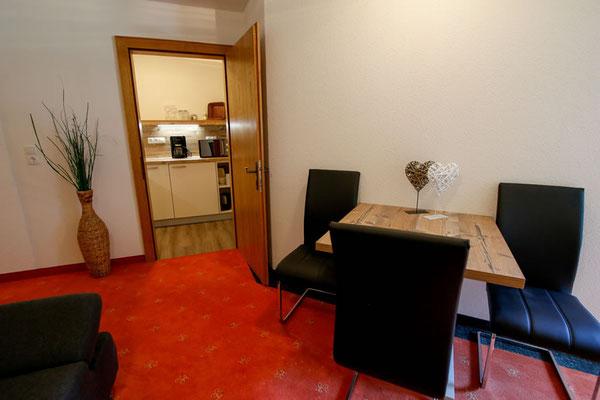 Beispiel Appartement Typ 1