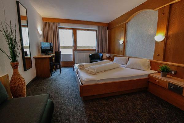 Zimmer Kat A für 2-3 Personen