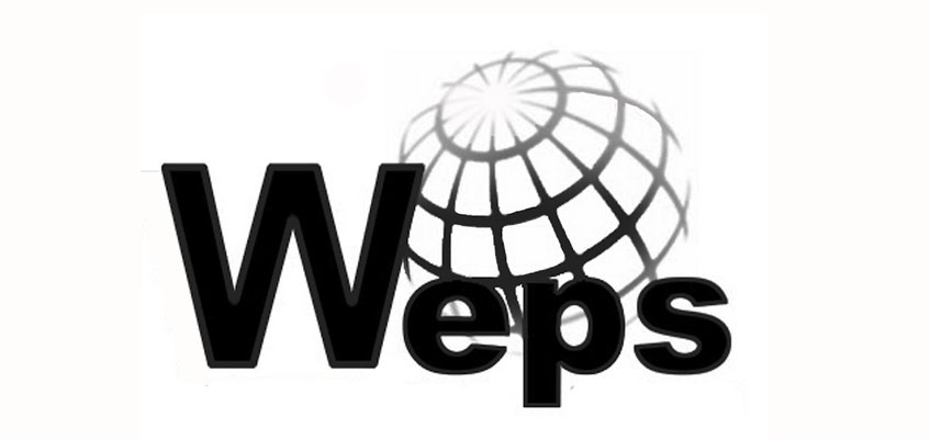 Ons eerste eigen logo.