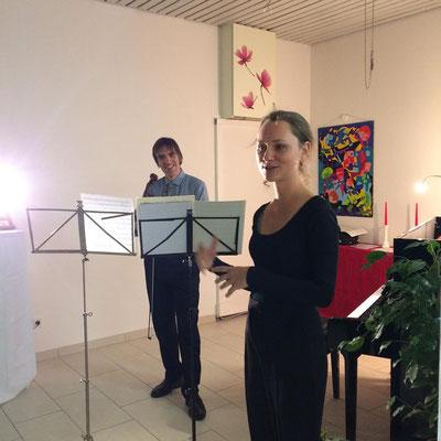 Markus Menke & Maria Anastasia Hörner
