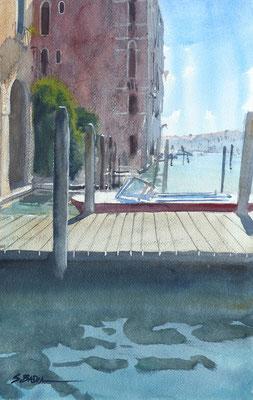 Venise - Aquarelle