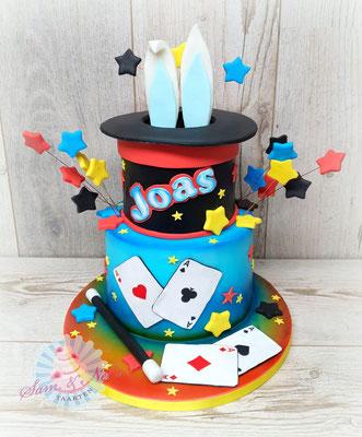 Goochel taart / Magic cake