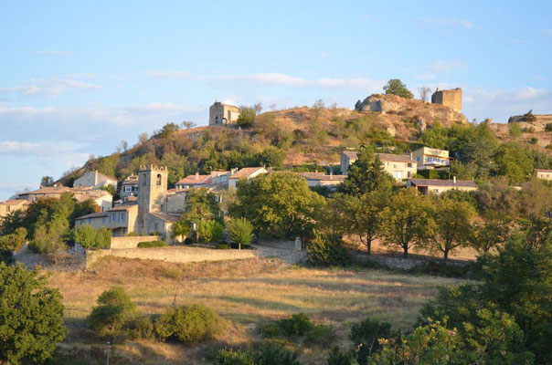 Village de St Maime