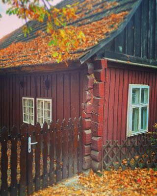 altes Spreewaldhaus in Lehde