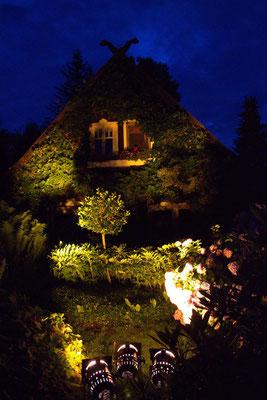 Spreewälder Lichtnächte in Lübbenau und Lübbenau-Kaupen im Spreewald