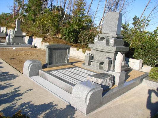 和洋墓 アーバングレー