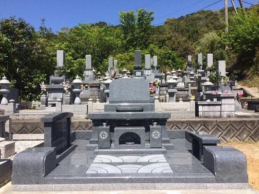 洋墓KW 総黒龍石