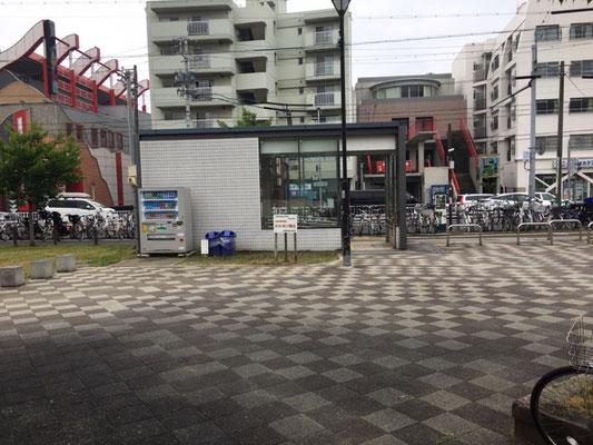川名公園_川名駅2番出口