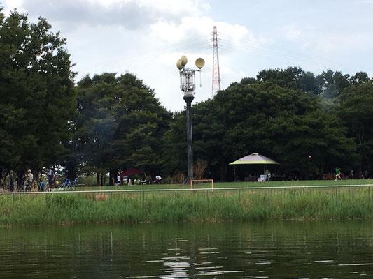 庄内緑地公園_BBQ場_004