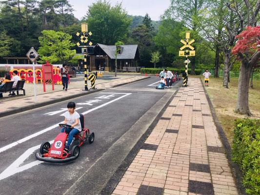 県営各務原公園_体験施設・ゴーカート_006