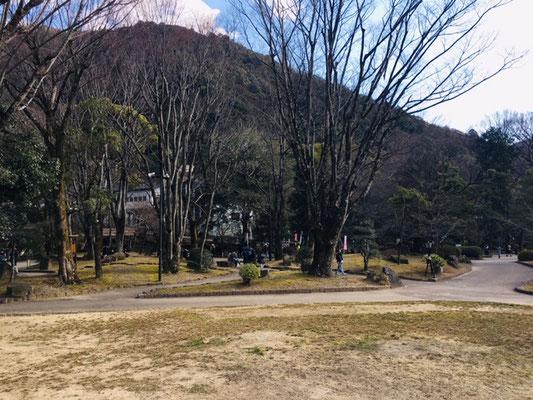 岐阜公園_ピクニック・芝生広場_001