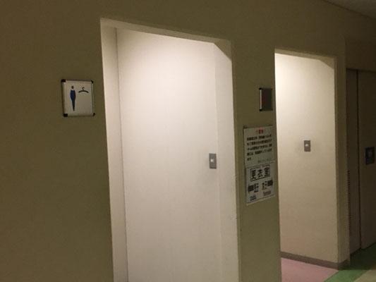 昭和スポーツセンター_トイレ