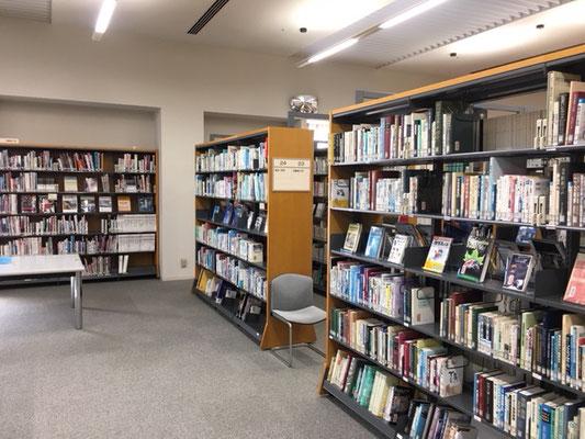 トヨタ産業技術記念館_図書室