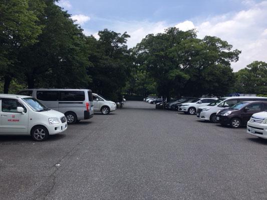 朝宮公園_無料駐車場