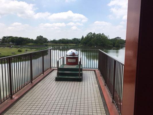 落合公園_放水遊具2