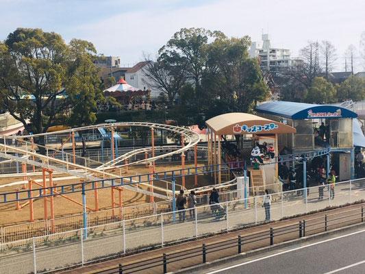 刈谷市交通児童遊園_乗り物_017