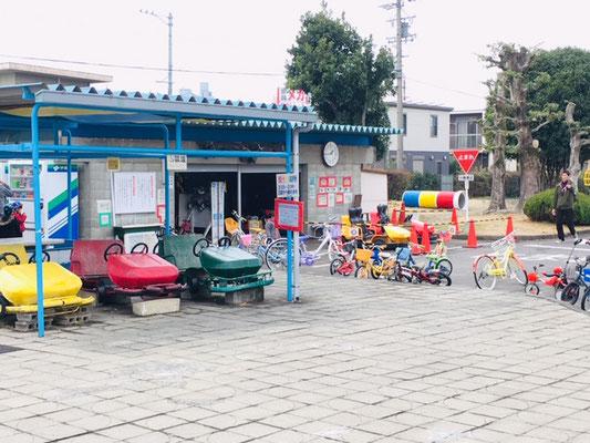 江南市交通児童遊園_ゴーカート_001