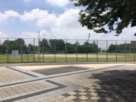 朝宮公園_スポーツ施設_004