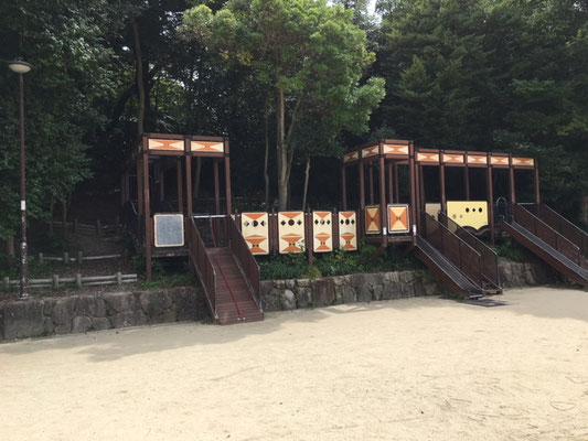 徳川園_遊具_008