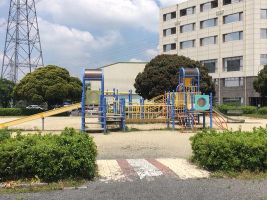 落合公園_コンビ遊具_001