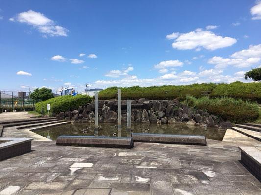 エアフロントオアシス(小針公園)_南側入り口付近