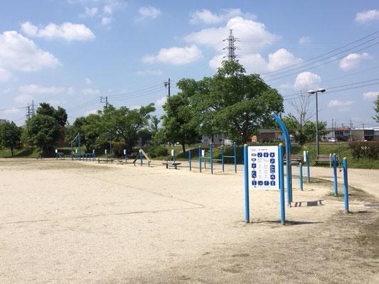 神明公園_健康遊具