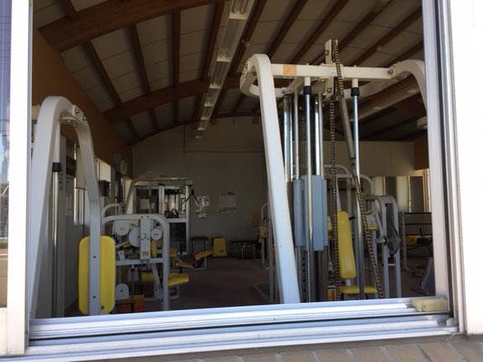 フレッシュパーク_トレーニング室