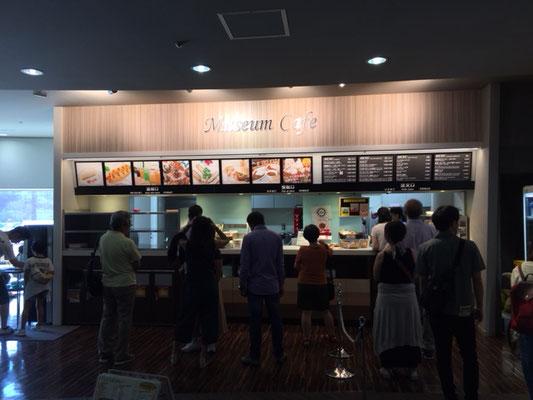 トヨタ産業技術記念館_ミュージアム・カフェ