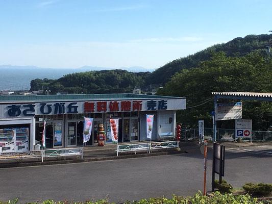 愛知こどもの国_あさひが丘側駐車場_002