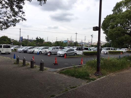 西園駐車場